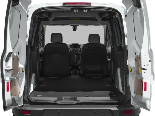 2018 Ford Transit Connect Van Base Price XLT LWB w/Rear Symmetrical Doors Pricing open trunk