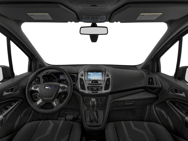 2018 Ford Transit Connect Wagon Pictures Transit Connect Wagon XLT SWB w/Rear Symmetrical Doors photos full dashboard