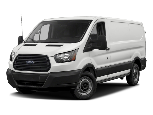 2018 Ford Transit Van Pictures Transit Van T-150 130 Low Rf 8600 GVWR Swing-Out RH Dr photos side front view