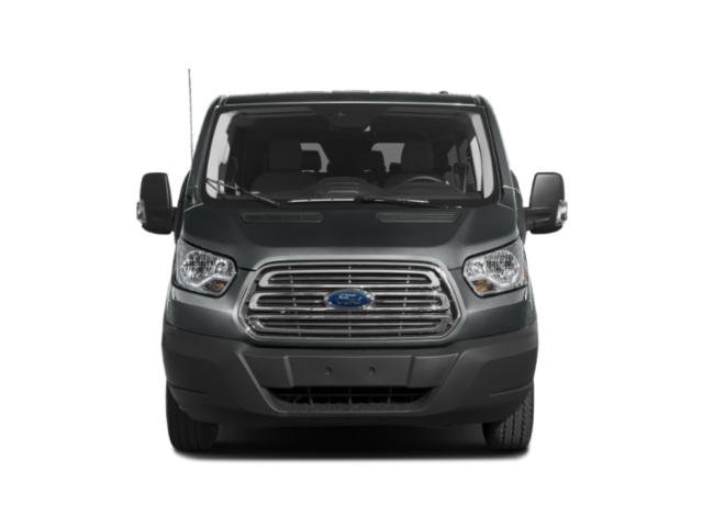 2018 Ford Transit Passenger Wagon Prices and Values Passenger Van XL Low Roof front view