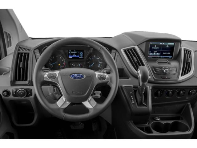 2018 Ford Transit Passenger Wagon Prices and Values Passenger Van XL Low Roof driver's dashboard