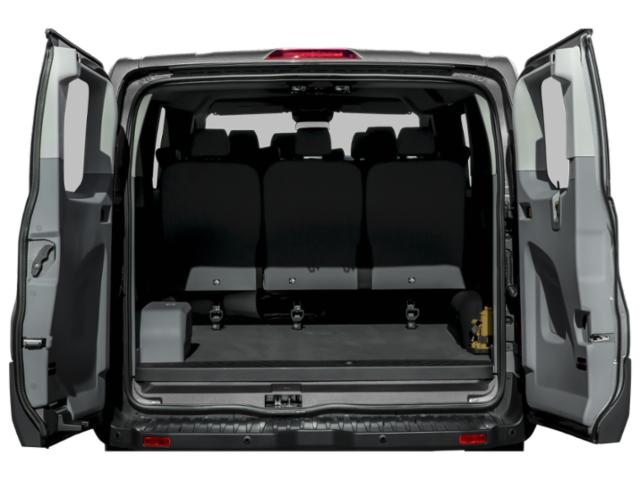 2018 Ford Transit Passenger Wagon Prices and Values Passenger Van XL Low Roof open trunk