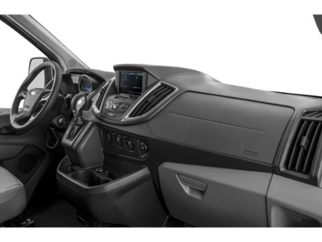 2018 Ford Transit Passenger Wagon Prices and Values Passenger Van XL Low Roof passenger's dashboard