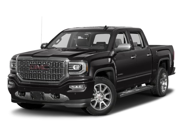 2018 GMC Sierra 1500 Base Price 2WD Crew Cab 143.5 Denali Pricing side front view