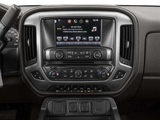 2018 GMC Sierra 1500 Base Price 2WD Crew Cab 143.5 Denali Pricing stereo system