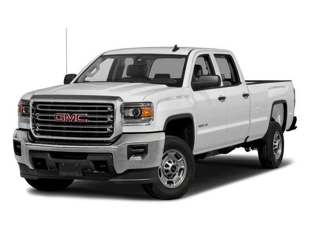 New 2018 GMC Sierra 2500HD 4WD Crew Cab 167.7 MSRP Prices - NADAguides