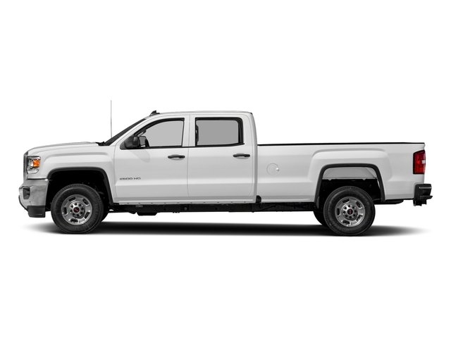 2018 GMC Sierra 3500HD Base Price 2WD Crew Cab 153.7 Pricing side view