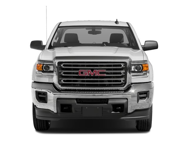 2018 GMC Sierra 3500HD Base Price 2WD Crew Cab 153.7 Pricing front view