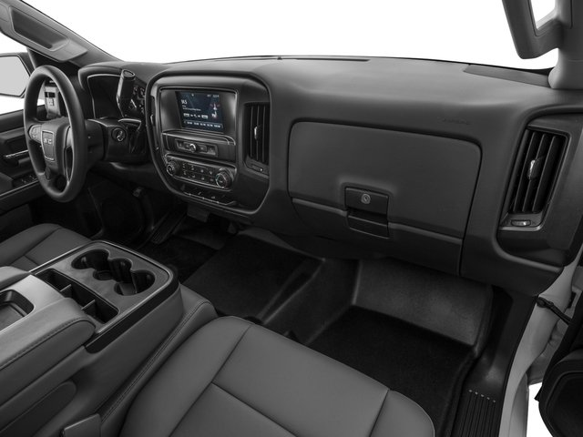 2018 GMC Sierra 3500HD Base Price 2WD Crew Cab 153.7 Pricing passenger's dashboard
