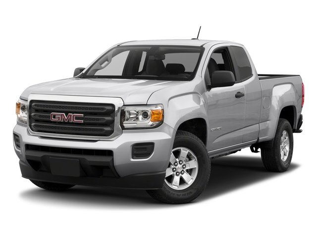 2018 GMC Canyon Base Price 2WD Ext Cab 128.3 SL Pricing side front view
