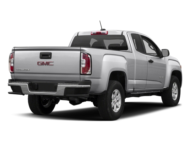 2018 GMC Canyon Base Price 2WD Ext Cab 128.3 SL Pricing side rear view