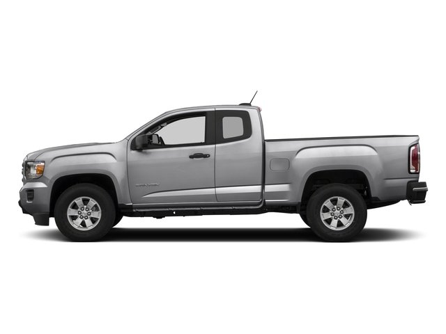 2018 GMC Canyon Base Price 2WD Ext Cab 128.3 SL Pricing side view