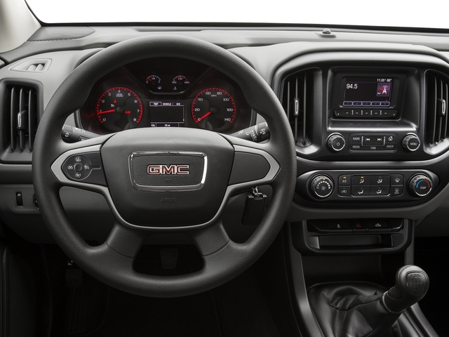 2018 GMC Canyon Base Price 2WD Ext Cab 128.3 SL Pricing driver's dashboard