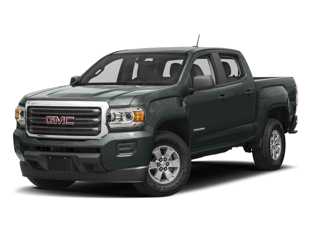 2018 GMC Canyon Base Price 2WD Crew Cab 128.3 Pricing side front view