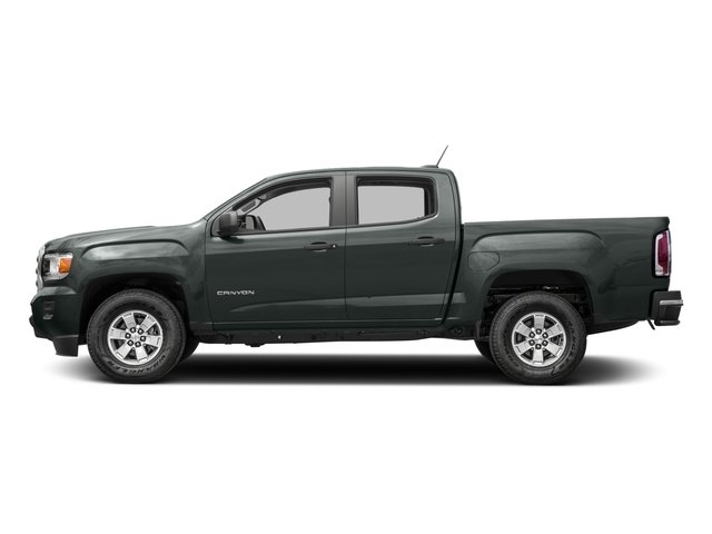 2018 GMC Canyon Base Price 2WD Crew Cab 128.3 Pricing side view