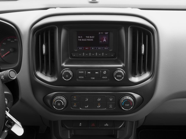 2018 GMC Canyon Base Price 2WD Crew Cab 128.3 Pricing stereo system