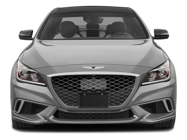 2018 Genesis G80 Base Price 3.3T Sport RWD Pricing front view