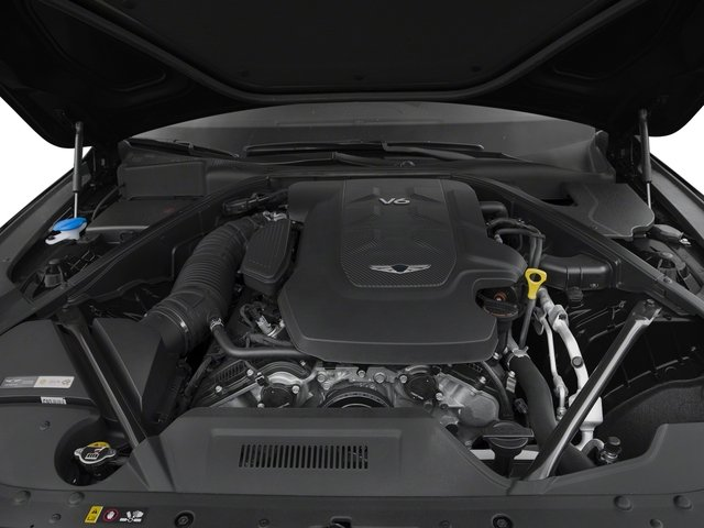 2018 Genesis G80 Pictures G80 3.8L RWD photos engine