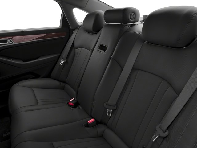 2018 Genesis G80 Pictures G80 3.8L AWD photos backseat interior