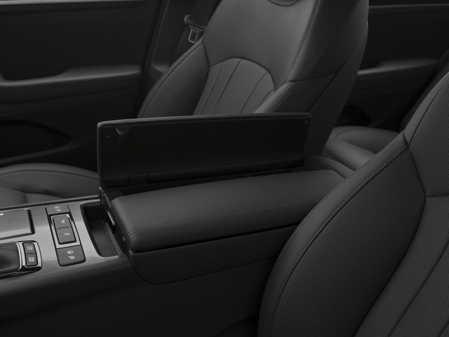 2018 Genesis G80 Pictures G80 3.8L AWD photos center storage console