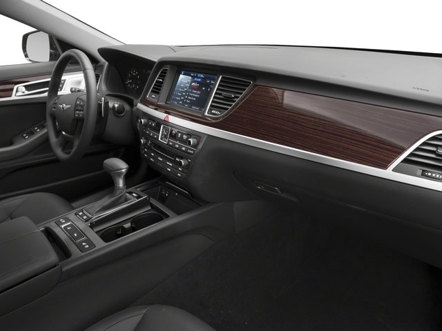 2018 Genesis G80 Pictures G80 3.8L RWD photos passenger's dashboard