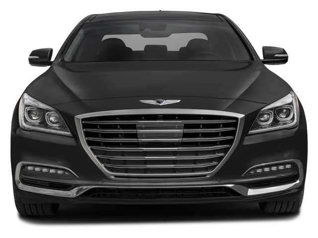 2018 Genesis G80 Base Price 5.0L Ultimate RWD Pricing front view