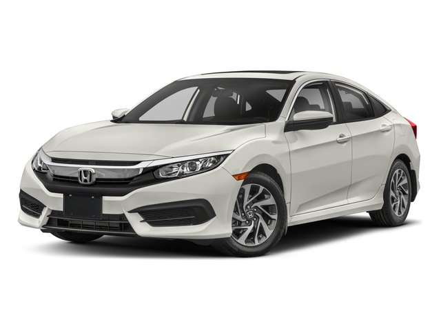 Civic Classic Sedan Black Olx: New 2018 Honda Civic Sedan EX CVT MSRP Prices