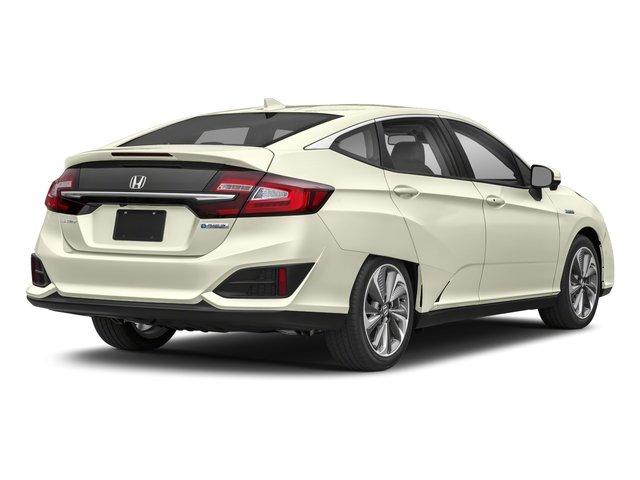 2018 Honda Clarity Plug In Hybrid Base Price Sedan Pricing Side Rear View