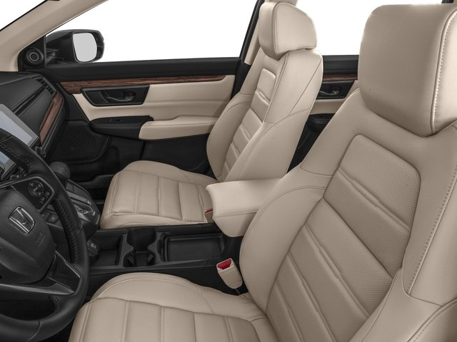 2018 Honda Cr V Pictures Touring Awd Photos Front Seat Interior