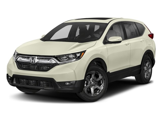 2018 Honda Cr V Base Price Ex L Awd Pricing Side Front View
