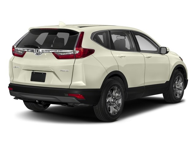 2018 Honda Cr V Base Price Ex L Awd Pricing Side Rear View