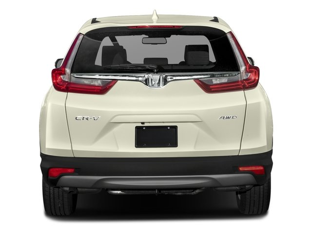 2018 Honda Cr V Base Price Ex L Awd Pricing Rear View