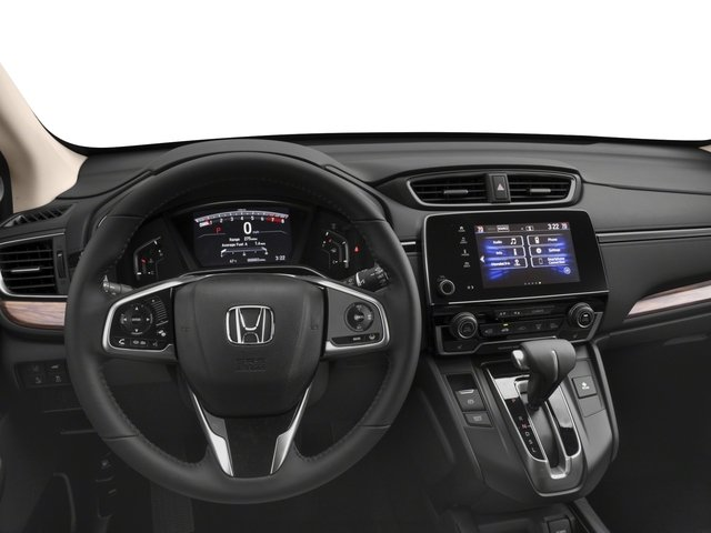2018 Honda Cr V Base Price Ex L Awd Pricing Driver S Dashboard