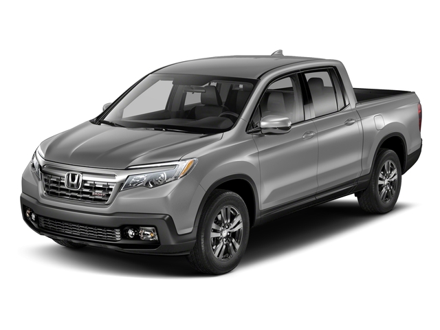 2018 Honda Ridgeline Base Price RT 2WD Pricing Side Front View