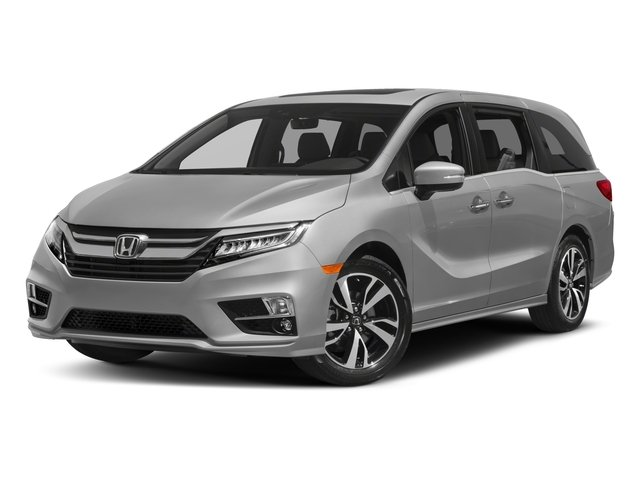 2018 Honda Odyssey Base Price Elite Auto Pricing Side Front View