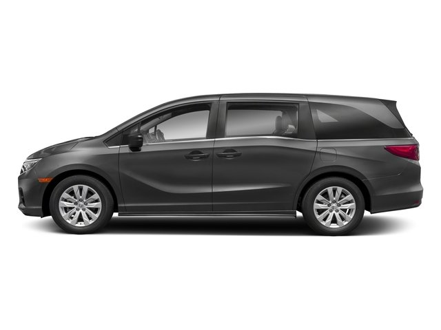 2018 Honda Odyssey Pictures Odyssey LX Auto photos side view