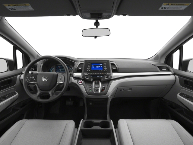 2018 Honda Odyssey Pictures Odyssey LX Auto photos full dashboard