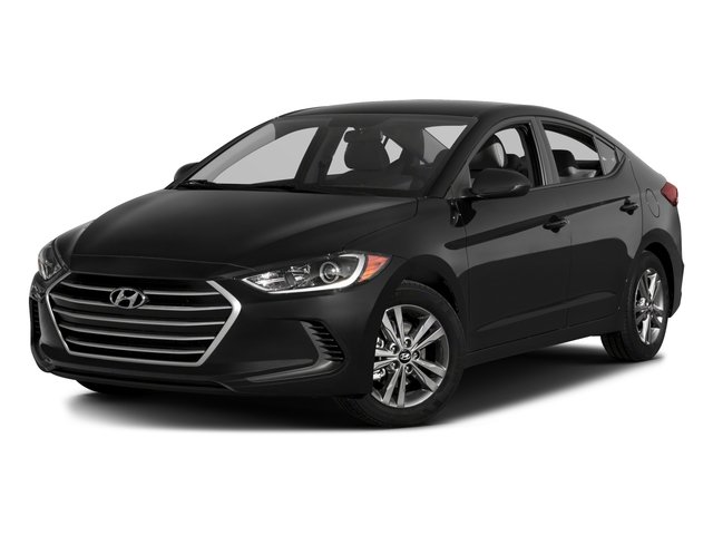 2018 Hyundai Elantra Base Price SE 2.0L Auto Pricing side front view