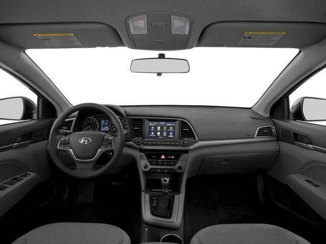2018 Hyundai Elantra Base Price SE 2.0L Auto Pricing full dashboard