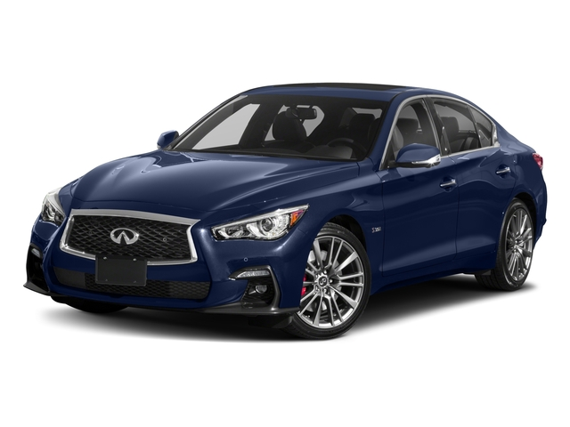 2018 INFINITI Q50 Base Price 3.0t SPORT AWD Pricing side front view
