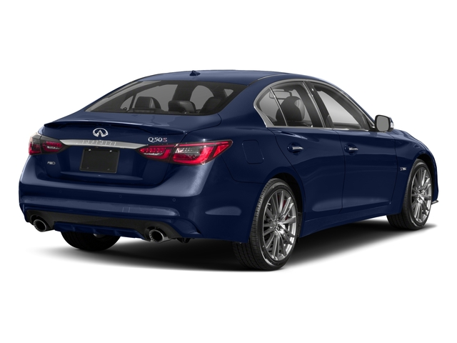 2018 INFINITI Q50 Base Price 3.0t SPORT AWD Pricing side rear view