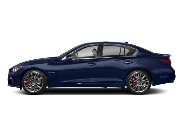 2018 INFINITI Q50 Base Price 3.0t SPORT AWD Pricing side view