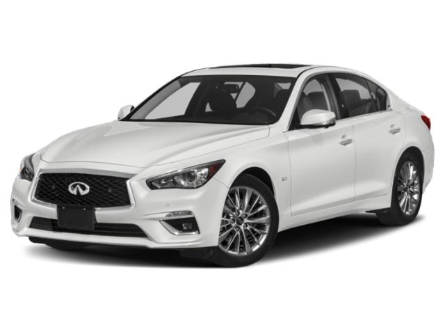 2018 INFINITI Q50 Base Price 3.0t LUXE AWD Pricing