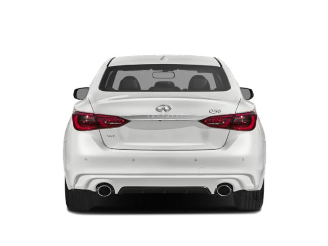 2018 INFINITI Q50 Base Price 3.0t LUXE AWD Pricing rear view