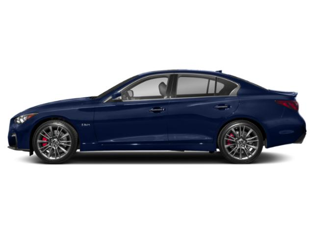 2018 INFINITI Q50 Base Price 3.0t LUXE AWD Pricing side view