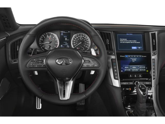 2018 INFINITI Q50 Base Price 3.0t LUXE AWD Pricing driver's dashboard