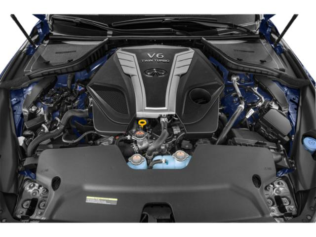 2018 INFINITI Q50 Base Price 3.0t LUXE AWD Pricing engine
