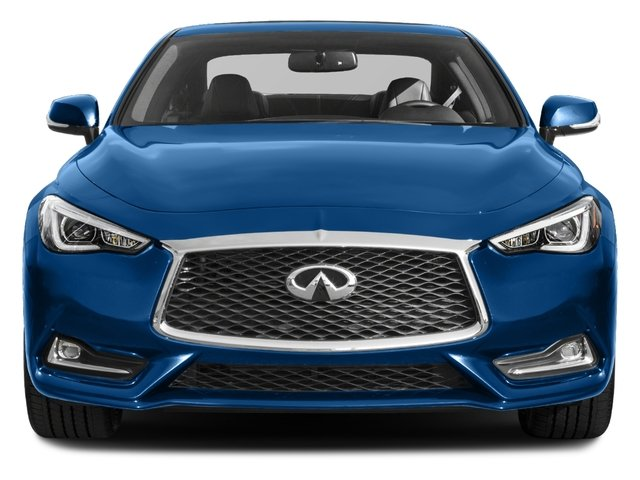 2018 INFINITI Q60 Pictures Q60 2.0t PURE RWD photos front view