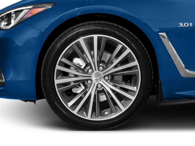 2018 INFINITI Q60 Pictures Q60 SPORT AWD photos wheel