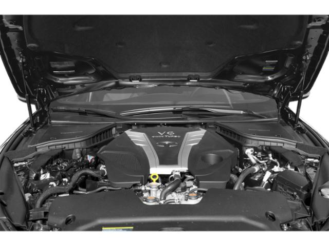 2018 INFINITI Q60 Pictures Q60 Coupe 2D 3.0T Luxe photos engine